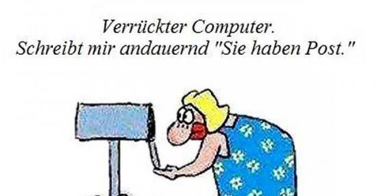 Verrückter Computer Lustige Bilder Sprüche Witze Echt Lustig