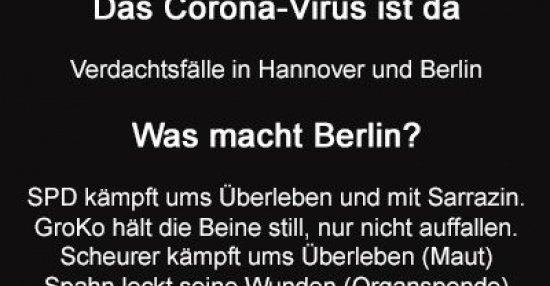 Das Corona-Virus ist da.. | Lustige Bilder, Sprüche, Witze ...