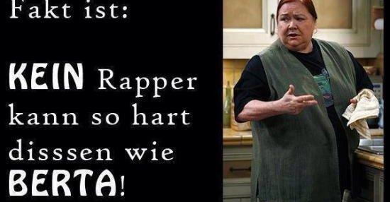 Fakt Ist Kein Rapper Kann So Hart Dissen Wie Berta