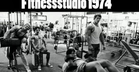 Bildergebnis für Fitness früher