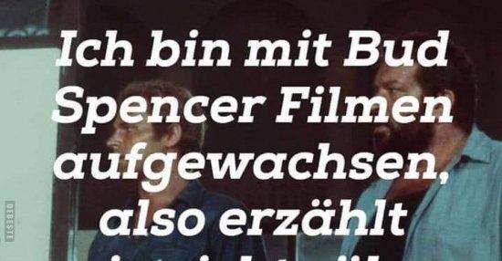 Ich Bin Mit Bud Spencer Filmen Aufgewachsen Lustige