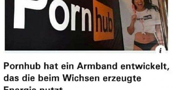 Pornhub Armband
