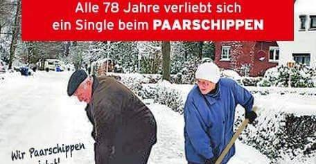 Alle 78 Jahre verliebt sich ein Single.. | Lustige Bilder