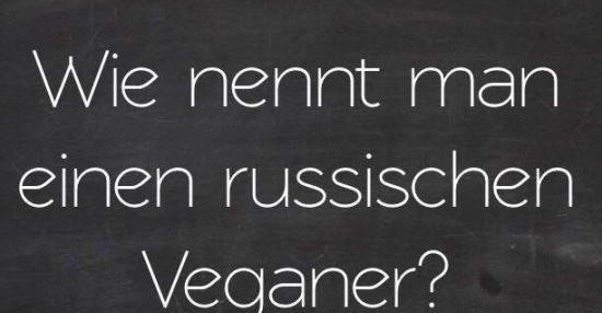 Witze über Russen
