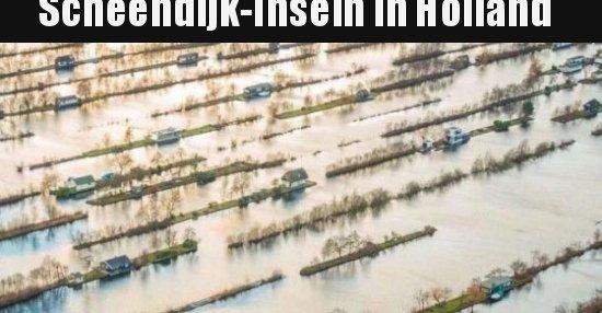 Holland And Holland >> Scheendijk-Inseln in Holland.. | Lustige Bilder, Sprüche, Witze, echt lustig