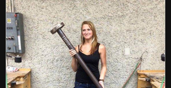 Wer mich nageln will, braucht aber einen grossen Hammer