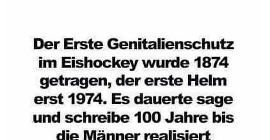 eishockey sprüche Der Erste Genitalienschutz im Eishockey.. | Lustige Bilder  eishockey sprüche