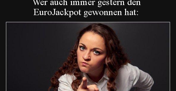 Wer Gewann Den Eurojackpot