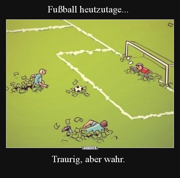 Lustige Fussball Sprüche