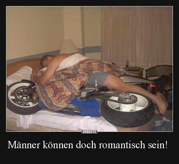 m nner k nnen doch romantisch sein lustige bilder. Black Bedroom Furniture Sets. Home Design Ideas