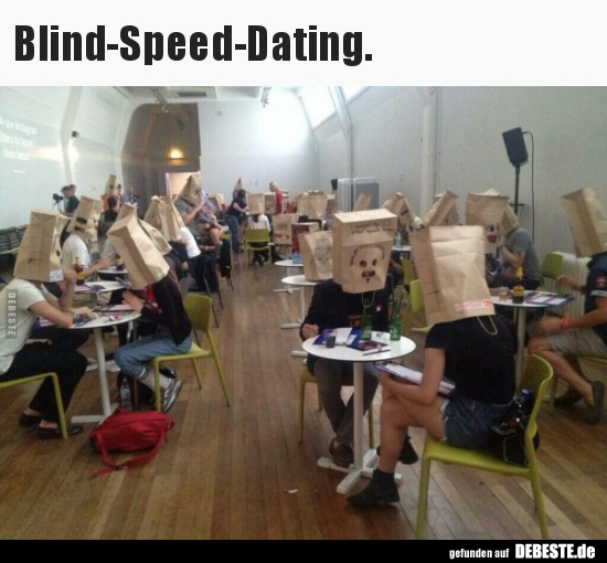 speed dating fragen lustig)