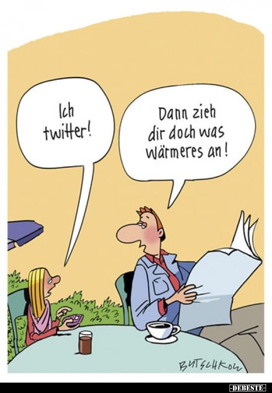 Twitter Sprüche Lustig