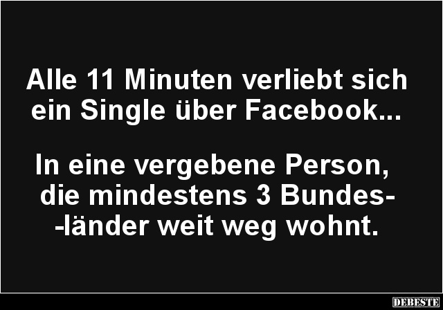 Facebook sprüche verliebt