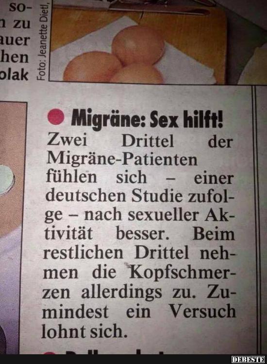 migräne sprüche Zwei Drittel der Migräne Patienten..   Lustige Bilder, Sprüche  migräne sprüche