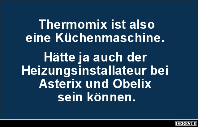 Thermomix witze