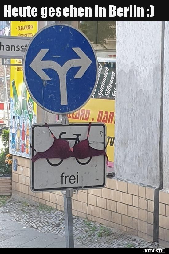 Berliner Sprüche Lustig