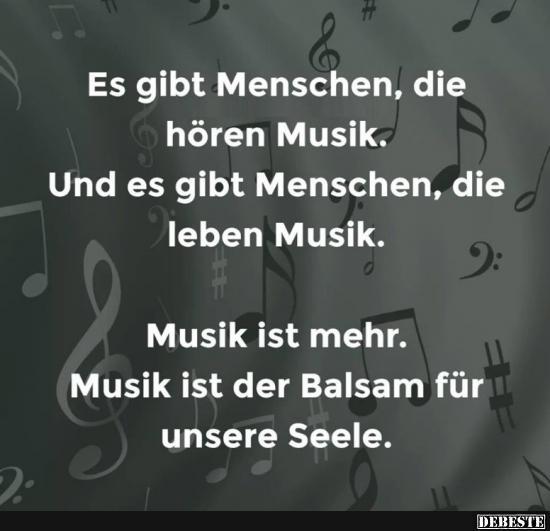 sprüche über musik Es gibt Menschen, die hören Musik.. | Lustige Bilder, Sprüche  sprüche über musik