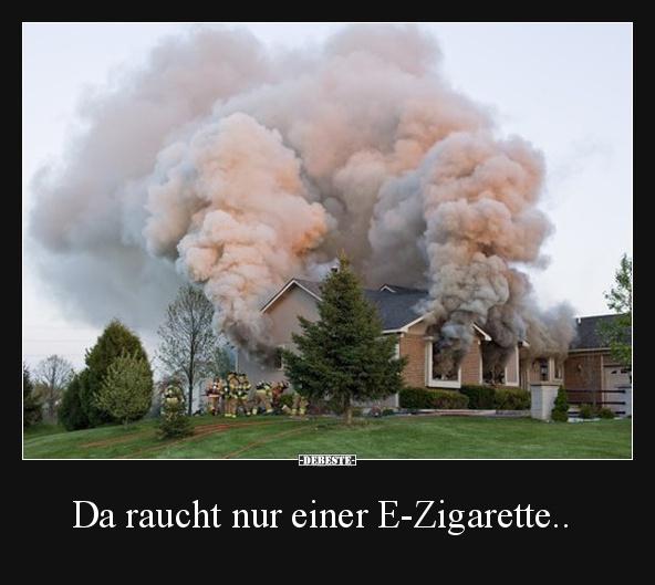bild e zigarette explodiert