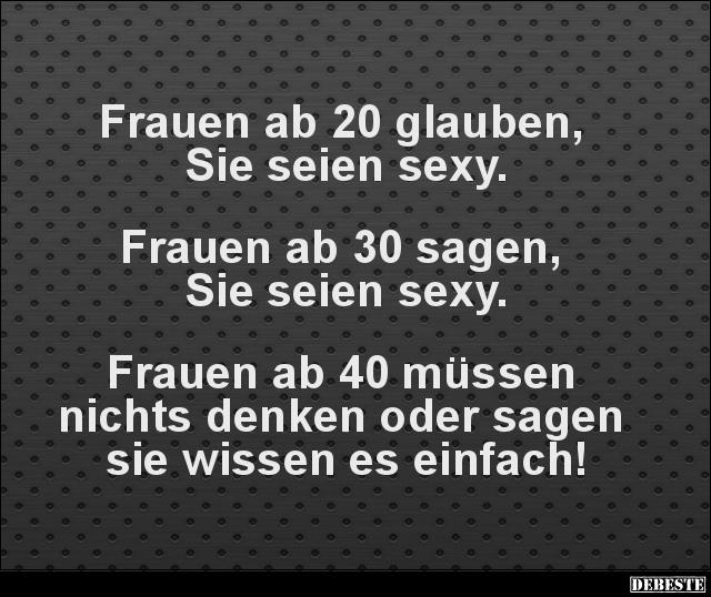 Frauen ab 50 sprüche