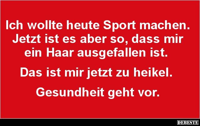 heute sport