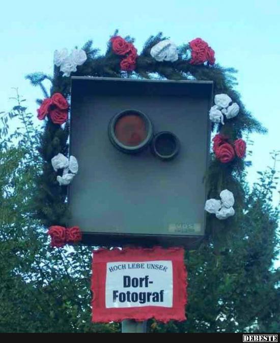 Dorf Fotograf Lustige Bilder Sprüche Witze Echt Lustig