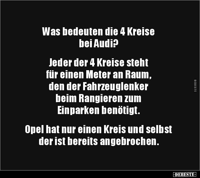 opel Witze und Sprüche   DEBESTE.de