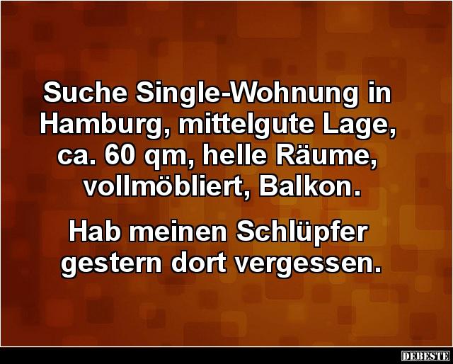 Wohnungssuche hamburg single
