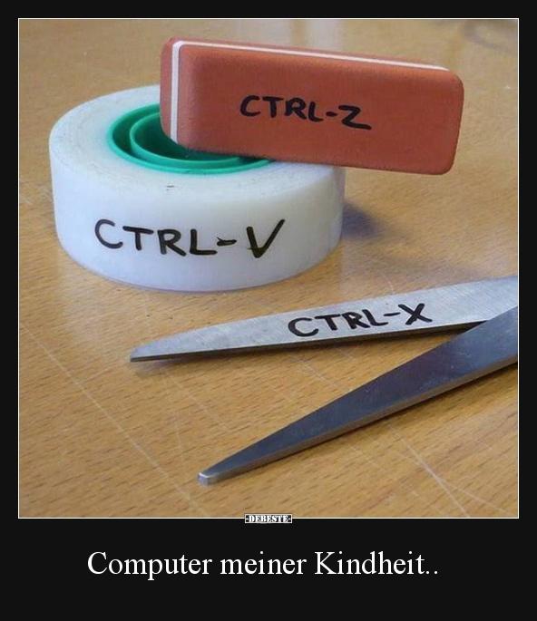 Computer Meiner Kindheit Lustige Bilder Spruche Witze Echt Lustig