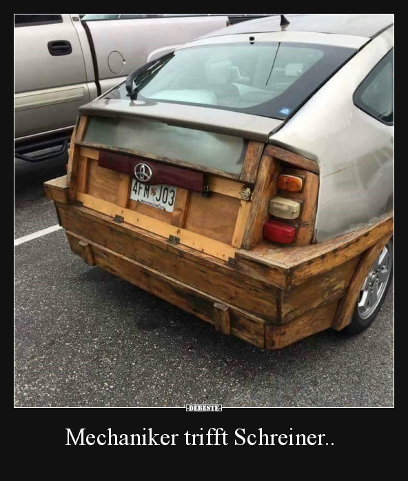 schreiner sprüche Mechaniker trifft Schreiner.. | Lustige Bilder, Sprüche, Witze  schreiner sprüche