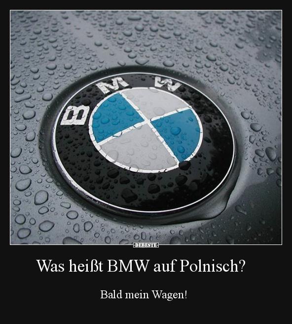 bmw sprüche Was heißt BMW auf Polnisch? | Lustige Bilder, Sprüche, Witze, echt  bmw sprüche