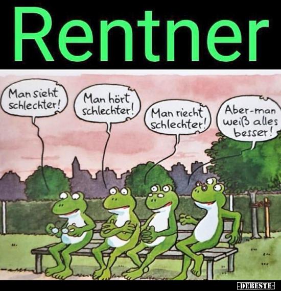 Rentner Lustig