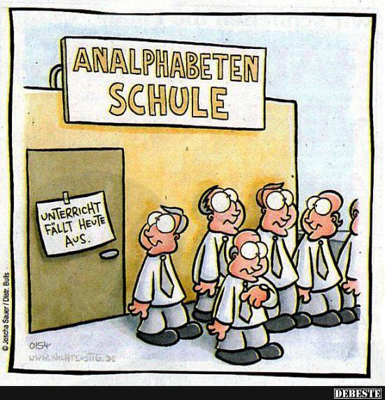 Witzige Sprüche Schule