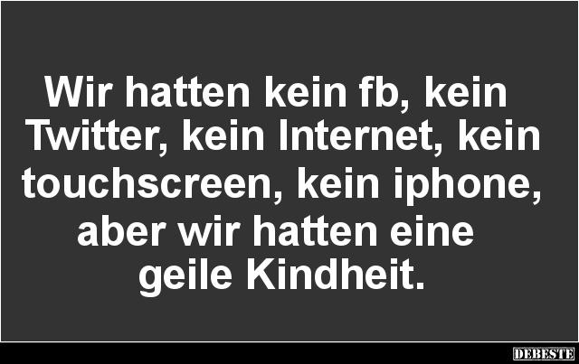 Erwachsene benutzen kein Internet