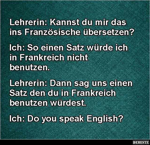 Englisch | DEBESTE.de, Lustige Bilder, lustig foto