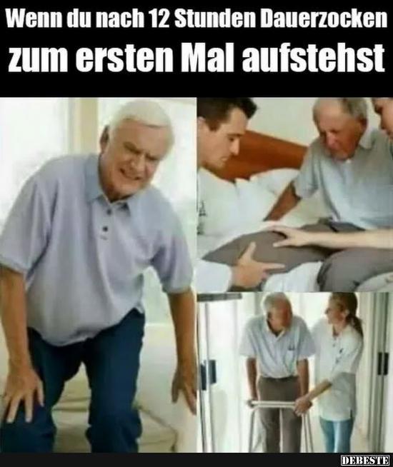 Zocken Lustig