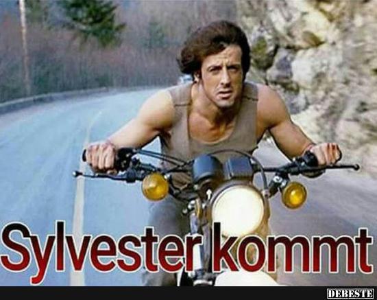 Sylvester Kommt