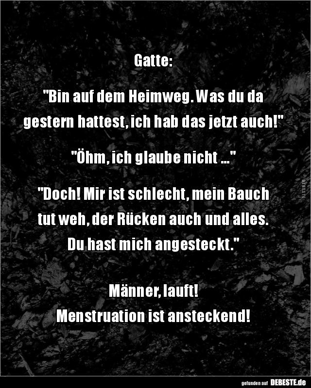 periode sprüche menstruation Witze und Sprüche   DEBESTE.de periode sprüche