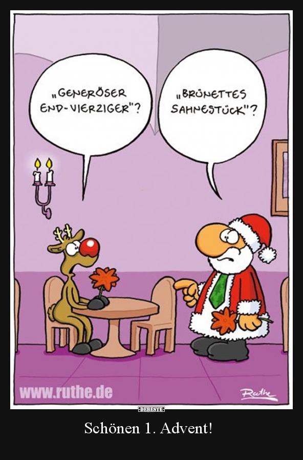 Lustige Bilder Advent.Schonen 1 Advent Lustige Bilder Spruche Witze Echt