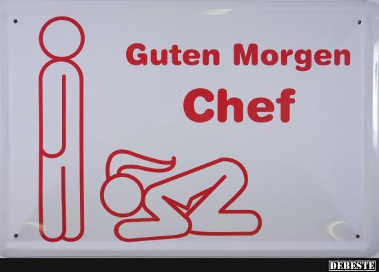 Guten Morgen Chef Lustige Bilder Spruche Witze Echt Lustig