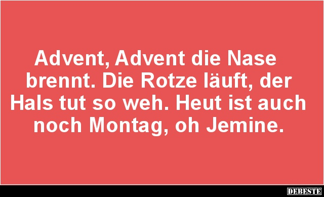 1.Advent Video Lustig