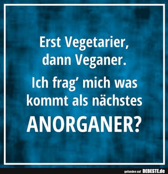 Witz veganer Das Witze