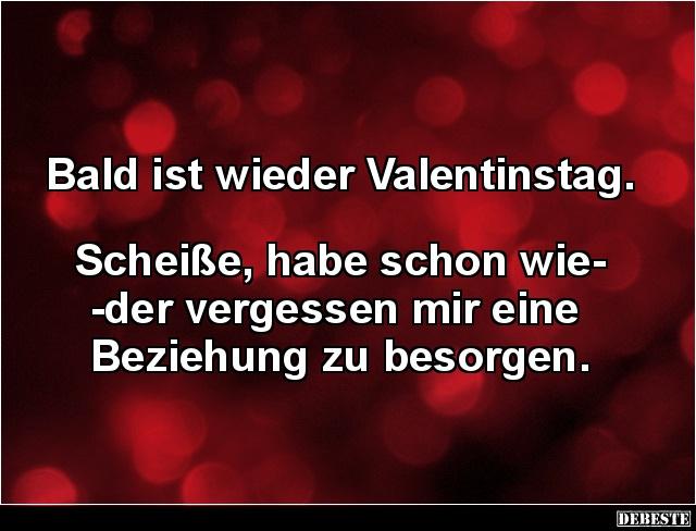 Bald Ist Wieder Valentinstag Lustige Bilder Spruche Witze