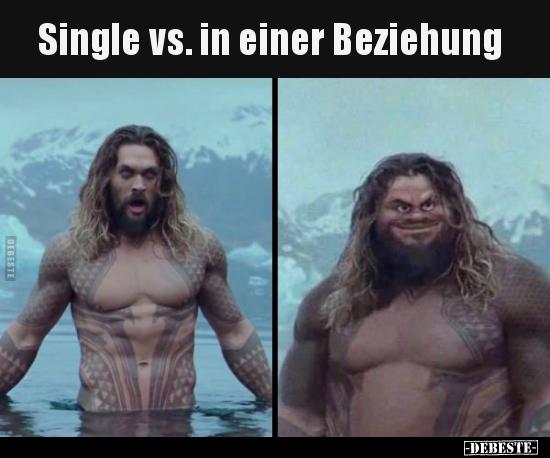 single vs beziehung