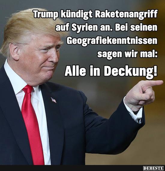 Trump Witze und Sprüche - DEBESTE.de