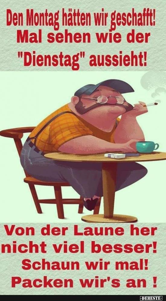 73 lustige Bilder von Dienstag in 2019   Lustig, neue, DEBESTE