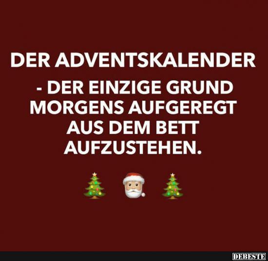Sprüche Für Weihnachtskalender.Der Adventskalender Lustige Bilder Sprüche Witze Echt Lustig