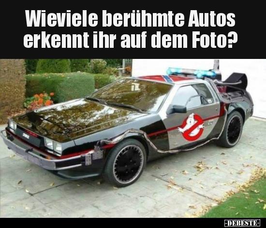 Witzige Auto Bilder
