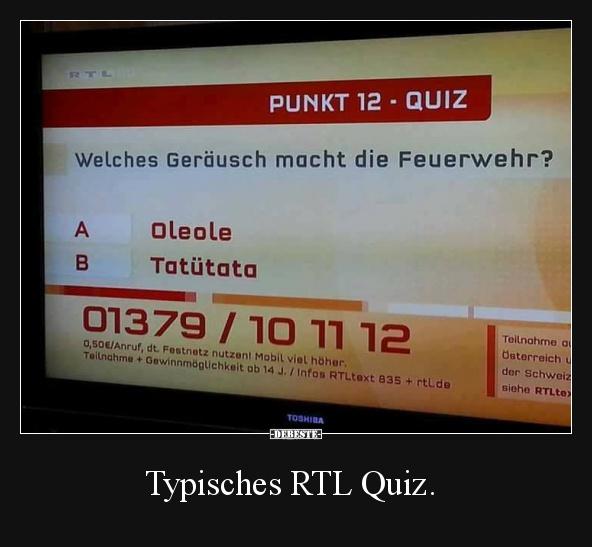 Rtl Quiz