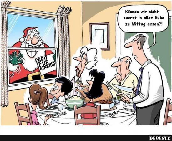 Weihnachtsmann | Lustige Bilder, Sprüche, Witze, echt lustig