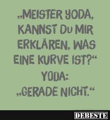 Meister Yoda Erklart Lustige Bilder Spruche Witze Echt Lustig